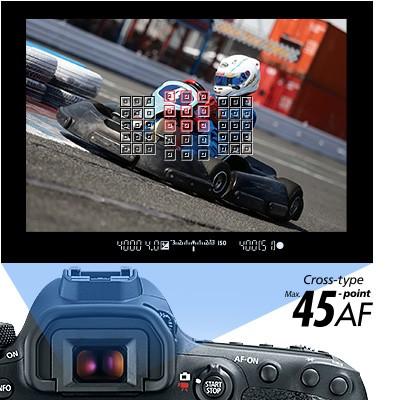 Buy the Canon EOS 6D MKII DSLR Camera (26 2MP Full-Frame